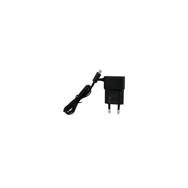 Nokia Micro USB Pin 2 Pin Plug Travel Adapter Black