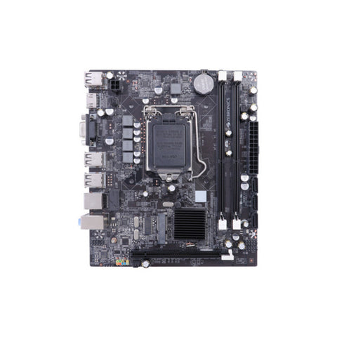 Zebronics H55 Motherboard With 1156 Socket