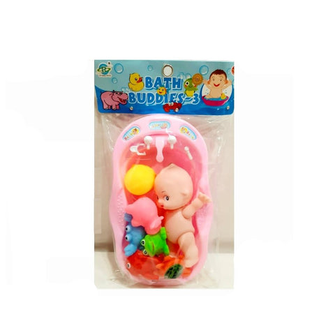 UDF chu chu Rubber Toys Set 8Pcs