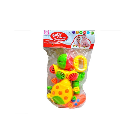 UDF Rattle Set 5Pcs