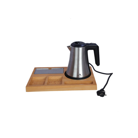 Dolphy Electric kettle With Tray Set DKTL0001