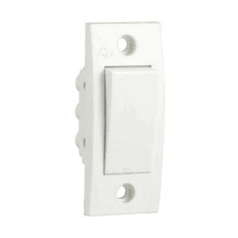 Havells Reo 6A One Way Switch – AHESXXW061