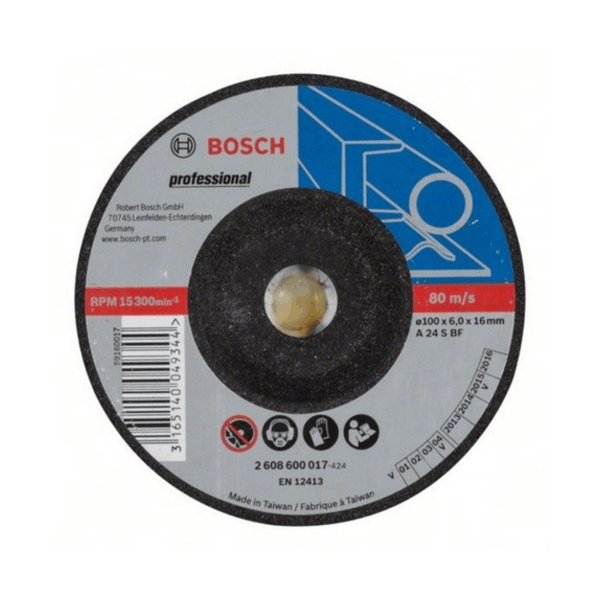 Bosch Grinding Wheels