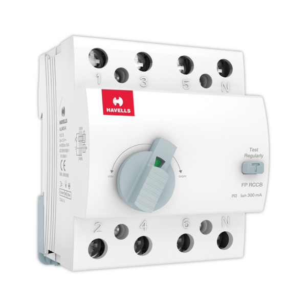 Havells RCCB – AC Type  FP 300mA