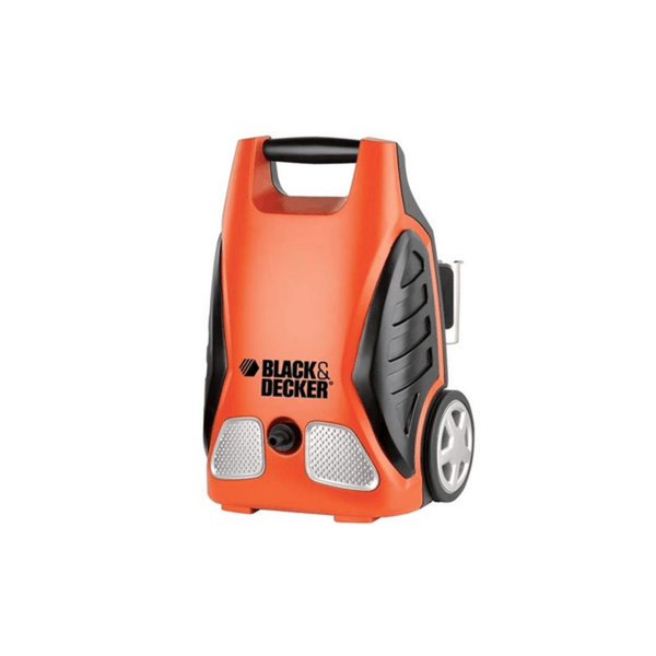 Black & Decker Pressure Washer PW1500SP (1500 W, 120 Bar)