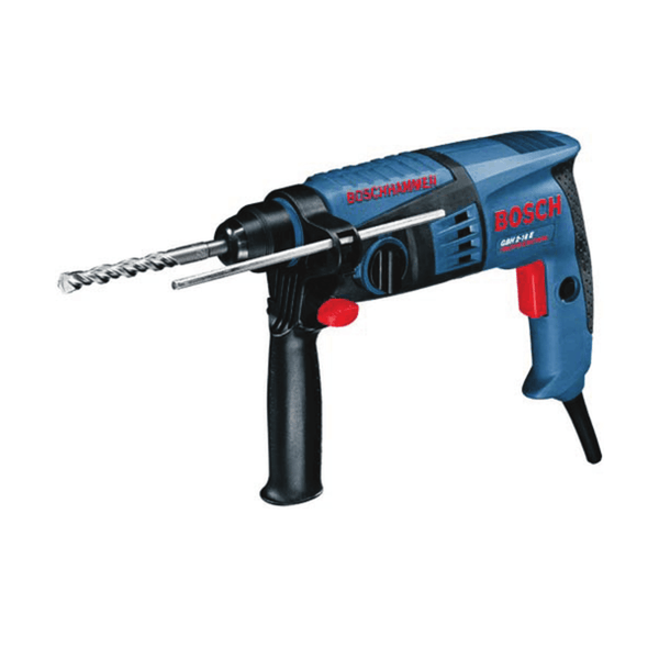 Bosch Rotary Hammer with SDS-plus GBH 2-18 E (550 W, 2.0 Kg, 450 – 1550 rpm)