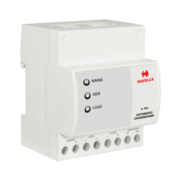 Havells Automatic Changeover without GEN Start/Stop
