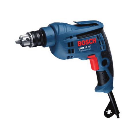 Bosch Rotary Drill GBM 10 RE (450 W,1.3 Kg, 0 – 2600 rpm)