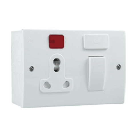 Havells Reo 5 in 1 Combined With Box 5 in 1_2 Hole - AHETWFW202