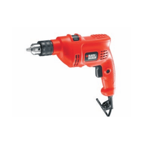 Black & Decker 10mm Hammer Drill KR504RE (500 W, 2800 rpm)