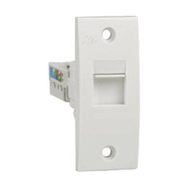 Havells Reo RJ-45 With Shutter -AHEKRWW451