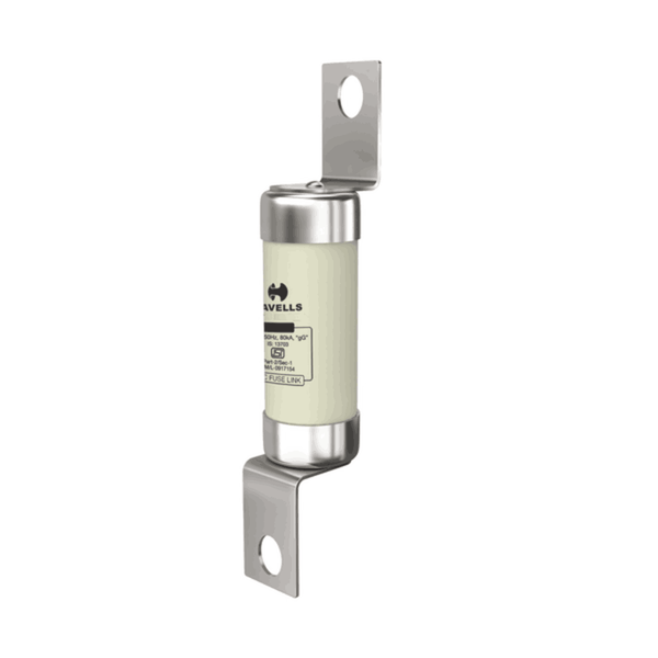 Havells Hibreak HBC Fuse Link (BOLTED Type) A-4 IS Size (A-4) Offset 80A – 125A 415V 80kA