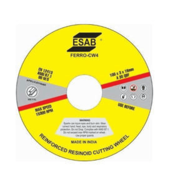 Esab Pre & Post Weld Preparation Consumables