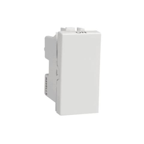 Havells Modular Coral 25Ax 1 Way Switch AHCSXXW251