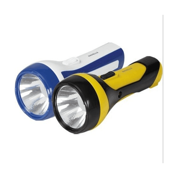 Havells Rechargeable LED Torch Pathfinder 10