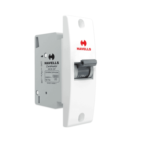 Havells Mini MCB SP C series DHMNCSPA006-032