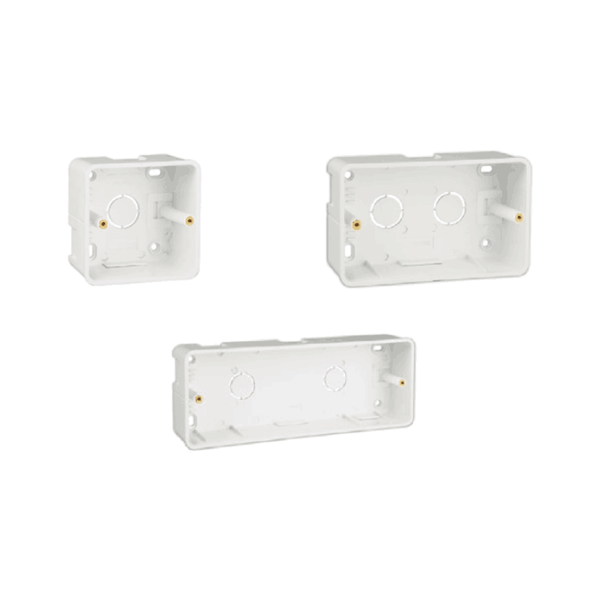 Havells Standard Irene Surface Mounting Plastic Box