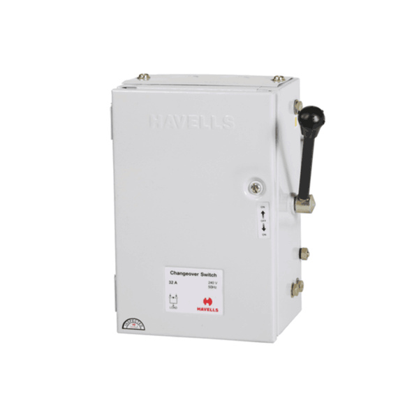 Havells Double Pole Onload Changeover Switch