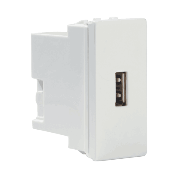 Havells Crabtree Murano USB Charger ACMGGXW001