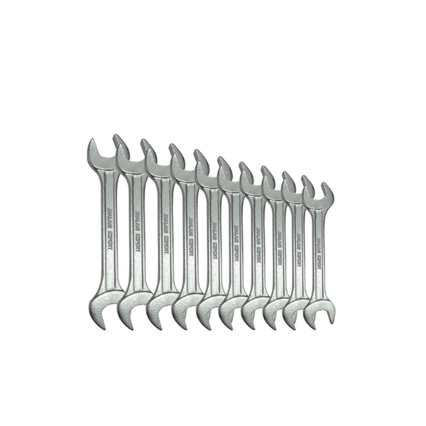Jhalani JFT Double Ended Open Jaw Spanner - 12CS Set