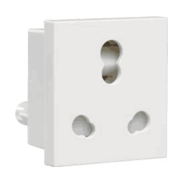 Havells Crabtree Athena 6/16A 3 Pin Combined Shuttered Socket ACAKCXW163