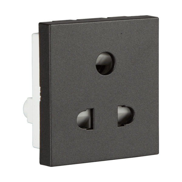 Havells Crabtree Athena 6A 3 Pin Shuttered Socket ACAKPXG063
