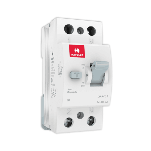 Havells RCCB – AC Type DP 300mA