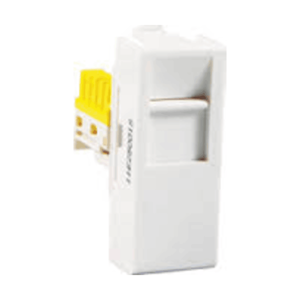 Havells Standard Irene RJ45 Mounting with Jack (CAT6) ASIKJWW451