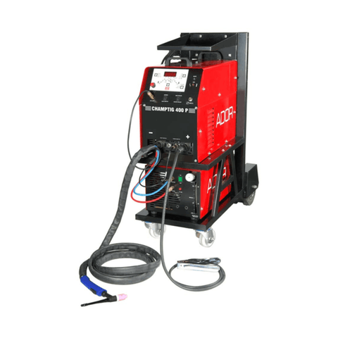 Ador Welding Machine CHAMPTIG 400 P