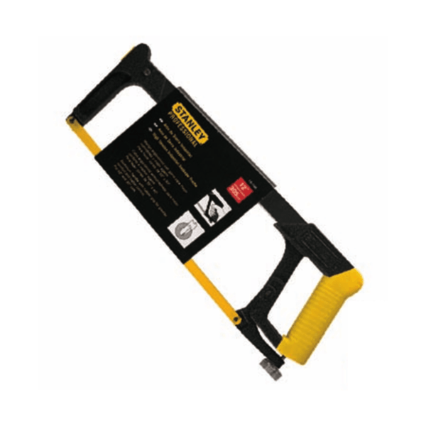 Stanley Hack Saw Steel Frame 15-166