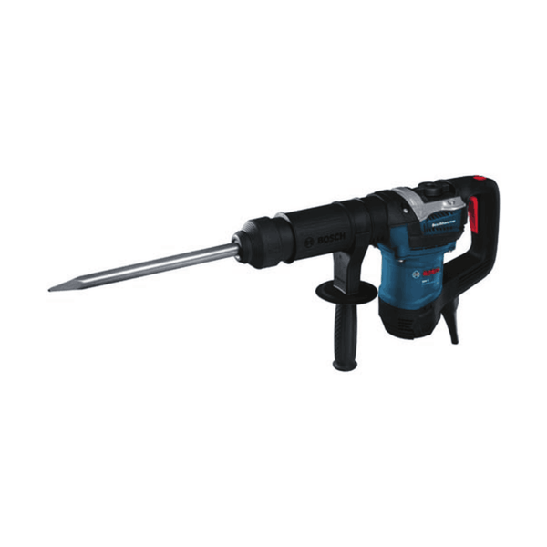 Bosch Demolition Hammer with SDS-max GSH 5 (1100 W,5.6 Kg, 2850 rpm)