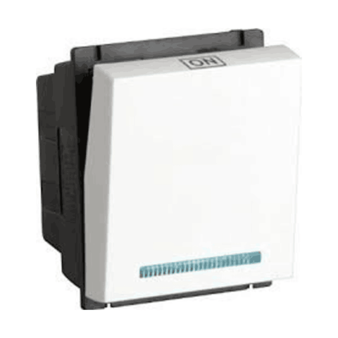Havells Crabtree Murano 32 A DP Switch with Indicator ACMSDIW321