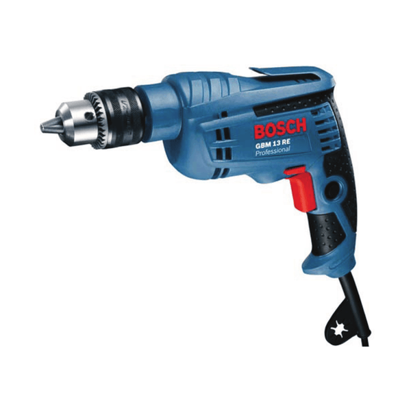 Bosch Rotary Drill GBM 13 RE (600 W, 1.7 Kg, 0 – 2600 rpm)