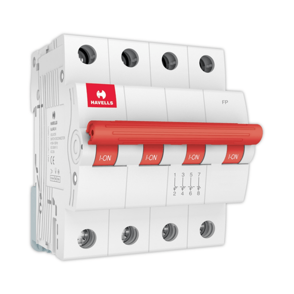 Havells MCB ISOLATOR (Switching Devices) FP