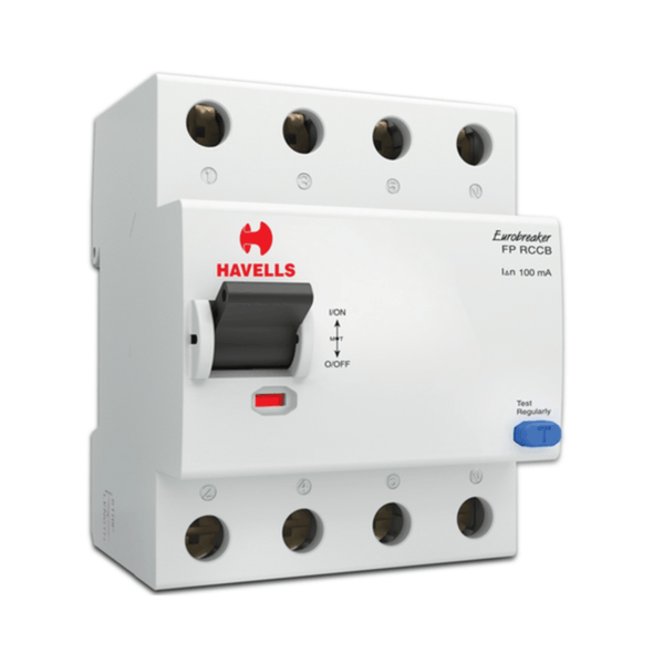 Havells RCCB – A Type FP 100mA