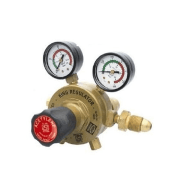 Ador King Regulator Series (Two-Stage) Gas Regulators