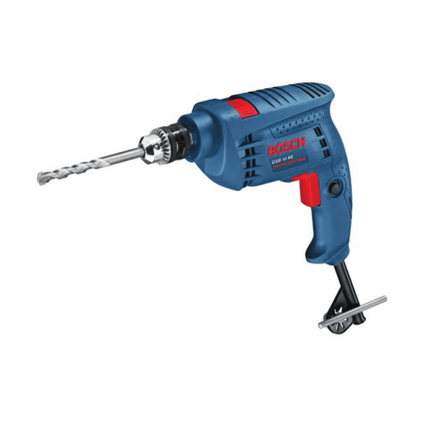 Bosch Impact Drill GSB 10 RE (500 W, 1.5 kg, 0 – 2600 rpm)