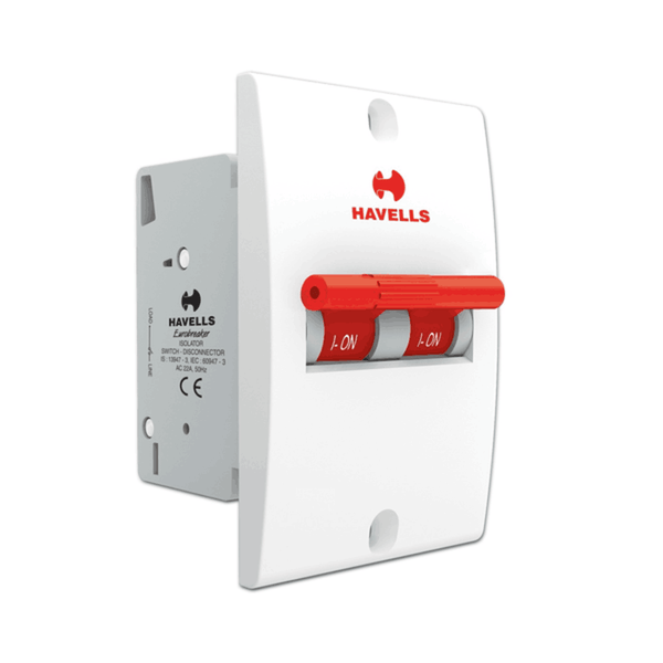 Havells Mini DP Isolator DHMNIDPX040