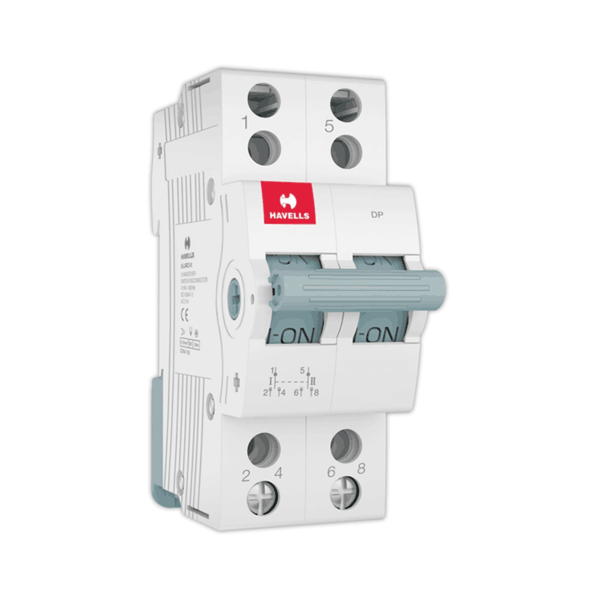 Havells Two Way Centre Off Change over Switch DP
