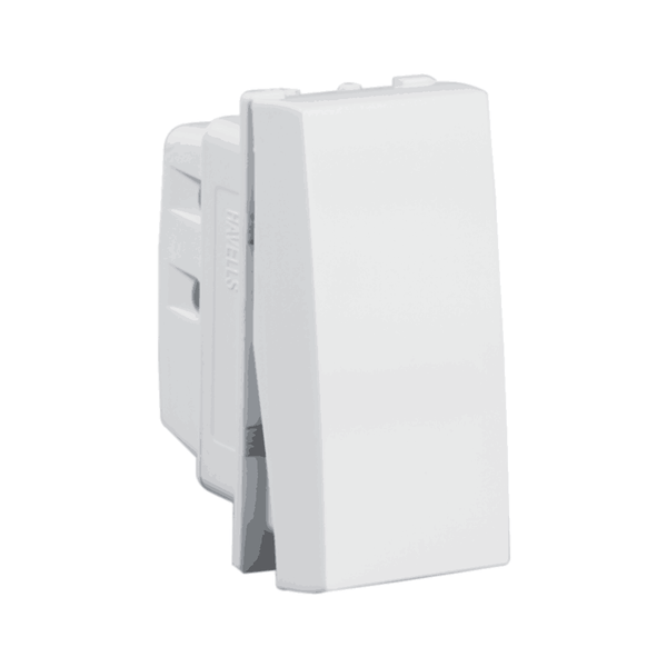 Havells Modular Oro 16A 1 Way Switch AHOSXXW161