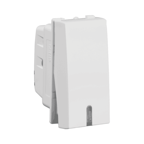Havells Modular Oro 16A 1 Way Switch with Indicator AHOSXIW161