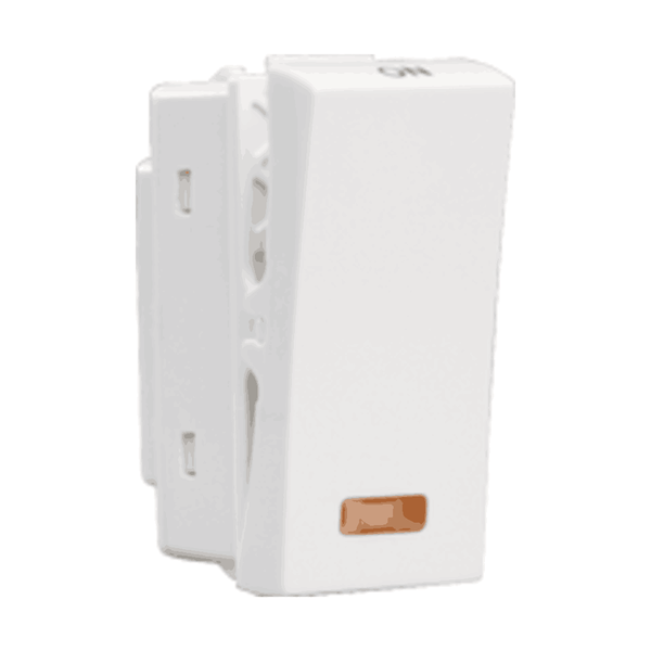 Havells Crabtree Athena 16Ax One Way Switch with Indicator ACASXIW161