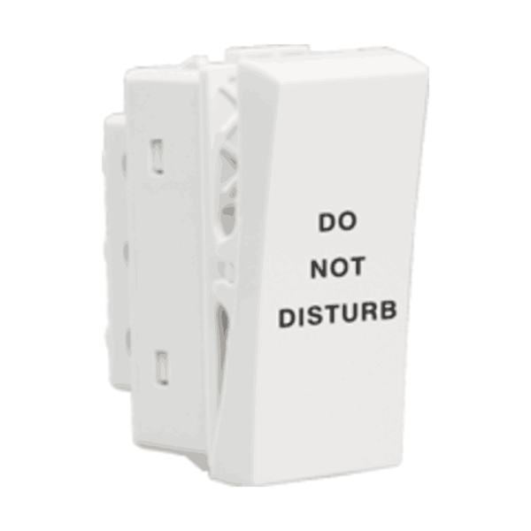 Havells Crabtree Athena Do Not Disturb Switch Two Way ACASNXW102