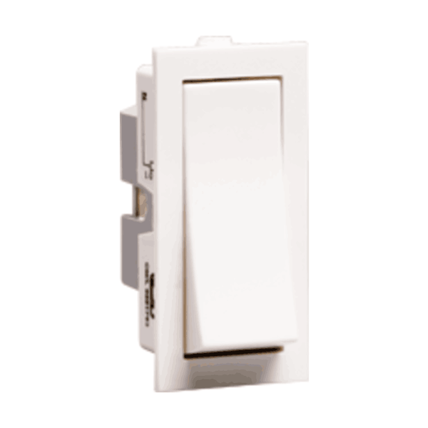 Havells Crabtree Thames 10 Ax One Way Switch ACTSXXW101