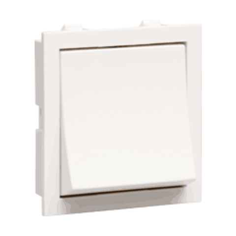 Havells Crabtree Thames 16 Ax Mega One-Way Switch ACTMXXW161
