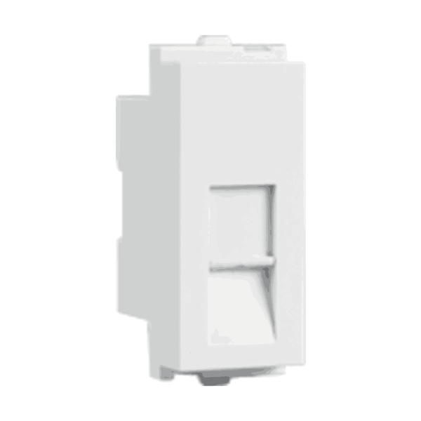 Havells Crabtree Verona Telephone Socket RJ-11 ACVKRTW111