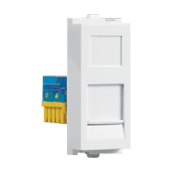 Havells Crabtree Verona RJ-45 Jack with Cat 6 ACVKJWW451