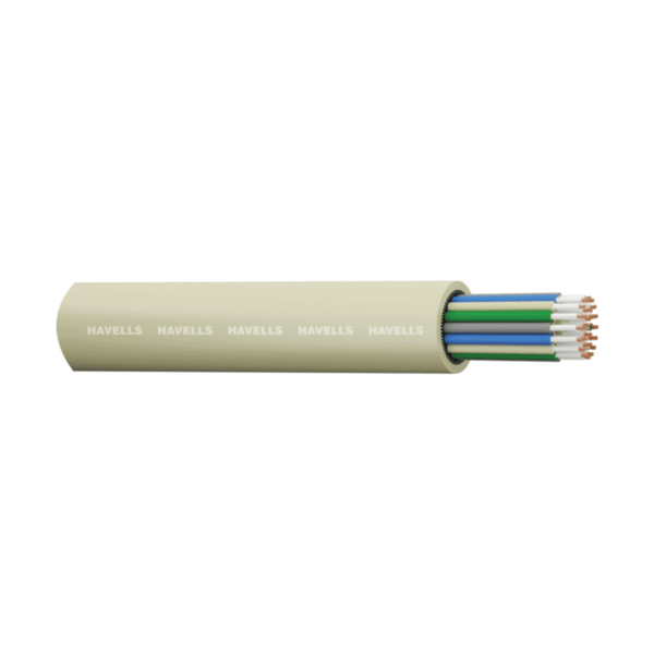 Havells Unarmoured 0.5 mm ATC Telecom Switch Board Cables - 90 meters