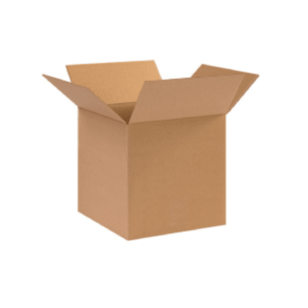 Corrugated Box – 10x10x10