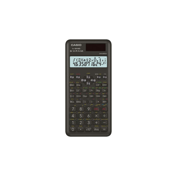 Casio Scientific Calculator (Gray) FX-991MS